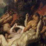 Artist Gaspar de Crayer The Last Judgement Excerpt 1650