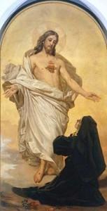 SacredHeartMargretMary