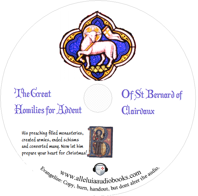 Homilies for Advent of St Bernard